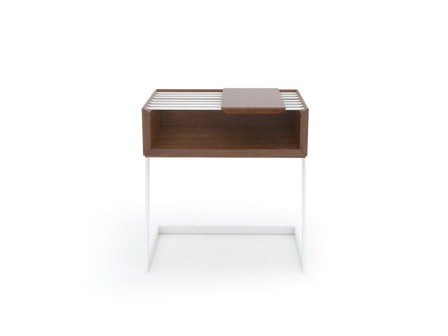 { 			Cantilever Side Table V3}