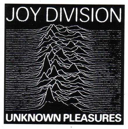 { 			Joy Division Unknown Pleasures}